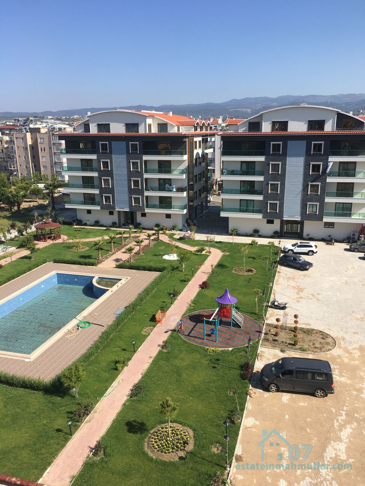 Newly Built Luxurious Five Bedroom Duplexes In Konaklı, Alanya, Antalya