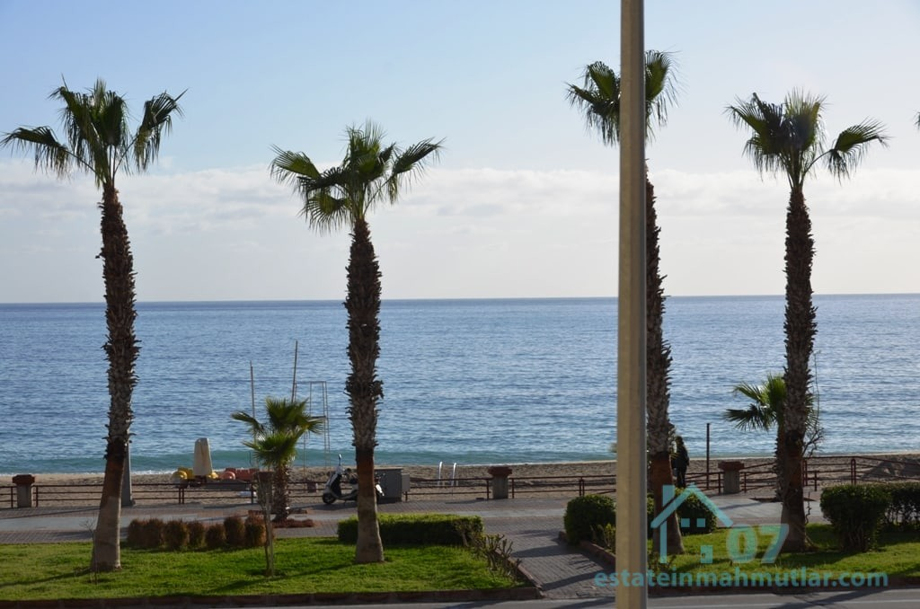 Furnished Beautiful Cleopatra Beach Apt with a stunning view for Rent Daily, Weekly or Monthly.