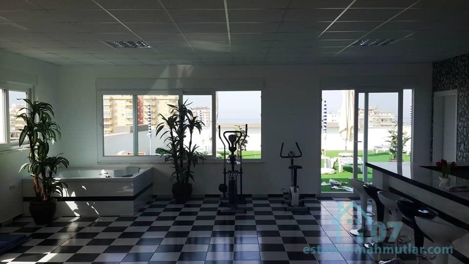 Lovely & Modern One Bedroom Apartment Fully Furnished in Mahmutlar, Alanya, Antalya