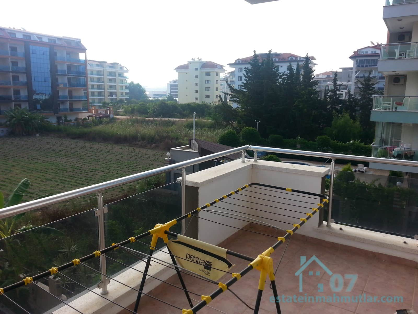 One Bedroom Sea Side Apartment with sea view in the Kestel Region of Alanya, Antalya