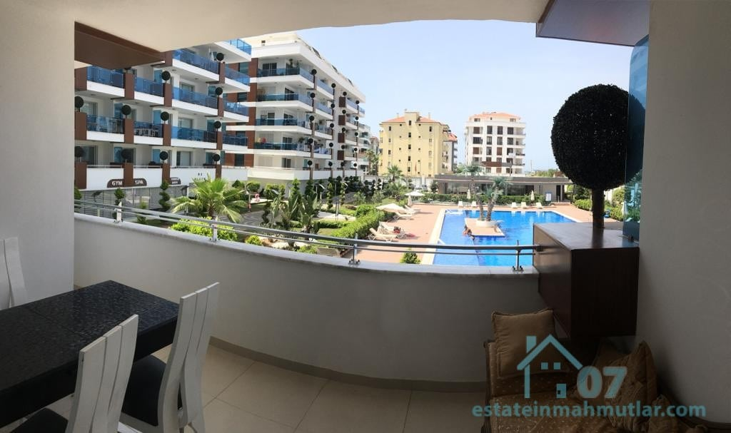 VACATION RENTALS – Luxurious, Cozy And Modern: All In One – One Bedroom Apartment In Alanya