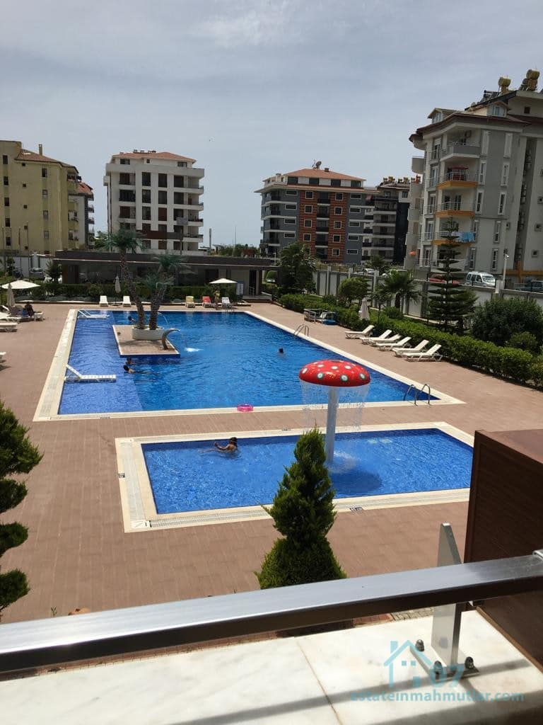 Luxurious, Cozy and Modern: All in One – One bedroom apartment in Alanya